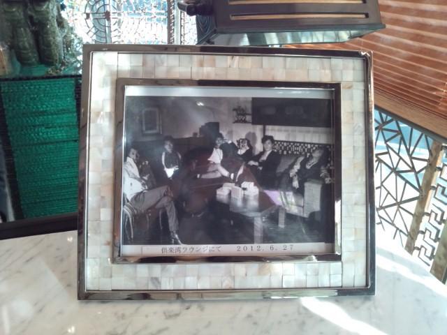 入口に、飾られていた写真です。今もあるかなぁ~